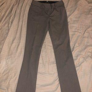 Express Columnist dress pants - gray. Size 0R